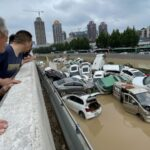 Veja o vídeo: Chuvas torrenciais deixam 25 mortos na China