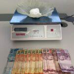 Policia Civil realiza ação de combate ao tráfico de drogas em Pedra Branca