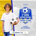 A Sejuvi anunciará em breve o lançamento da 2ª Copa Sertão Central de Futebol de Base.