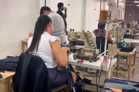 Veja o Vídeo; O espaço destinado ao Polo Industrial deu início às suas atividades em Quixeramobim