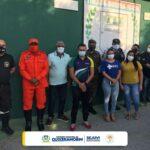 A Sejuvi Quixeramobim e as forças de segurança do município alinharam o esquema para o Iº Circuito de Caminhada e Corrida do Sertão Central